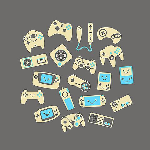 Eclosion de los videojuegos