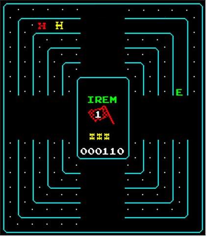 Primer juego de carreras