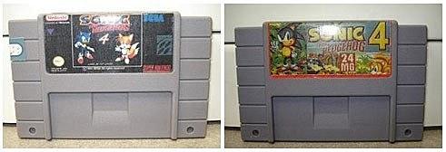 Sonic Hedgehog y el Super Nintendo de 16 bits