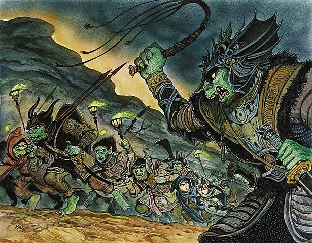 Dissensions Orc - Gobelins