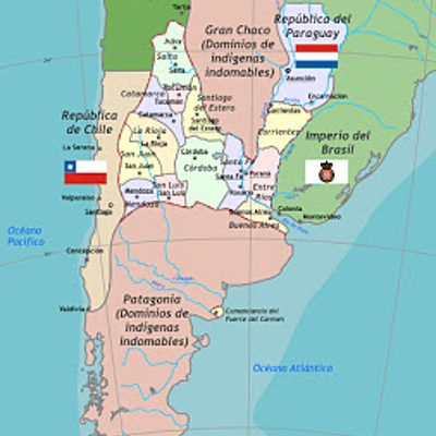 Historia de Argentina por Rocha y Gutierrez timeline