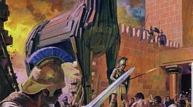 The Trojan War by, Danna Villarnovo timeline