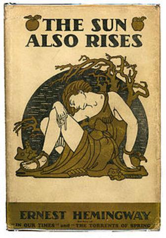 "Ernest Hemingway's ""The Sun Also Rises"""