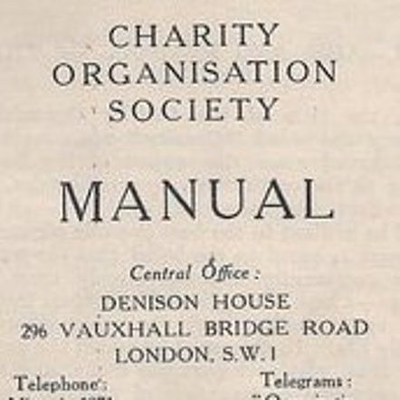 Charity Organization Society COS