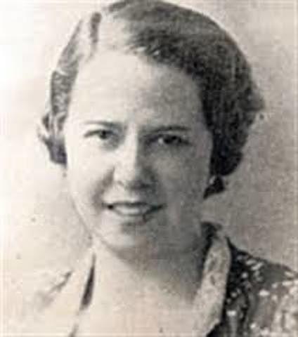 Maria Carulla de Vergara (1907-1998) Colombiana