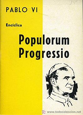 Populorum Progressio Pablo VI