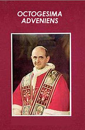 Octogesima Adveniens Pablo VI