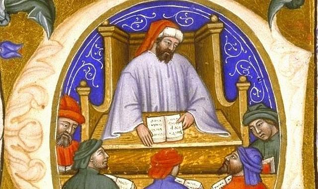Boecio en el siglo VI