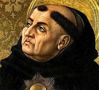 Santo Tomás de Aquino siglo VI