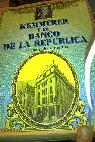 Misión Kemmerer en Colombia