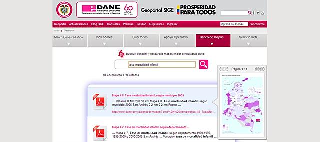 Dane: Consultas Web