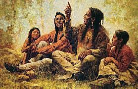 Native American Myths (Unit 1)