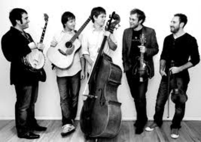 Punch Brothers Form and Start Recording