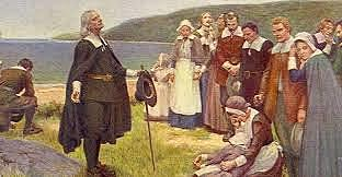 Puritans Arrive In New England (Unit 1)