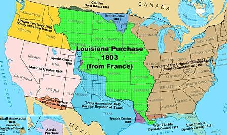 Louisiana Purchase (Unit 1)