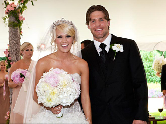 Carrie Underwood gets Married