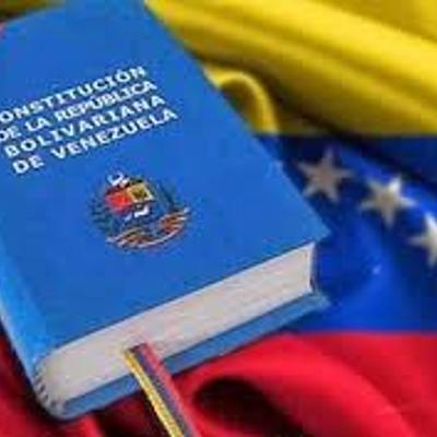 Evolución Histórica Constitución Venezolana timeline