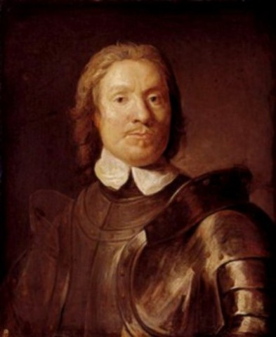 Oliver Cromwell dies and is succeeded by his son, Richard