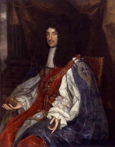 Charles II dies and James II accedes to the throne