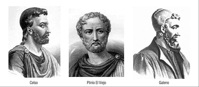 Galen and Celsus