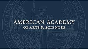 Inducted into American Academy of Arts Sciences