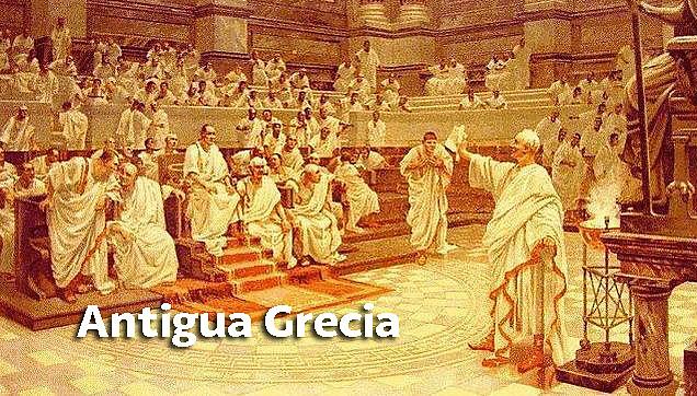 La civilización griega tiene gran importancia por su influencia en la formación cultural y política de Occidente.
