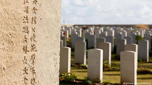 Fin de la Primera Guerra Mundial