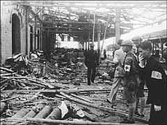 Comunistas en contra de Japón