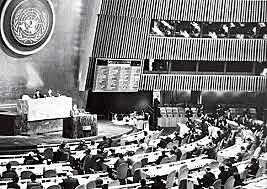 China vuelve a la ONU
