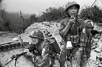 China invade a Vietnam