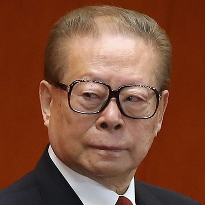 Fin de la era Xiaoping