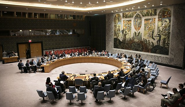 China en desacuerdo con la ONU