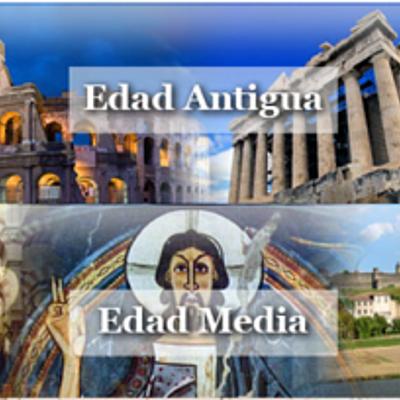 Principales acontecimientos de la edad Antigua y la Edad Media timeline
