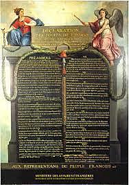 La Declaración de los Derechos