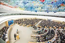 El Consejo de Derechos Humanos de las Naciones Unidas aprobó en Ginebra