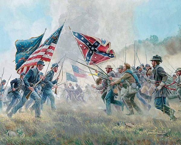 Guerra de Secesión