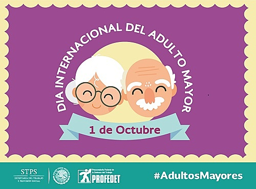 Día Internacional del Adulto Mayor