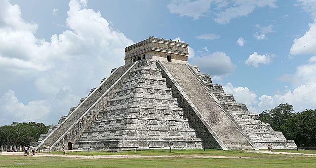 La vejez entre los mayas