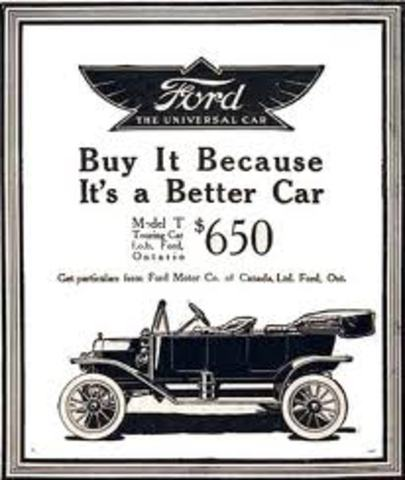 Car (Ford Model T)