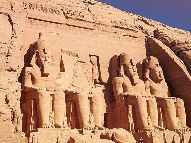 La vejez entre los egipcios