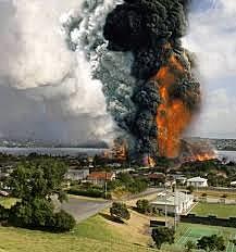 Volcanism in Auckland