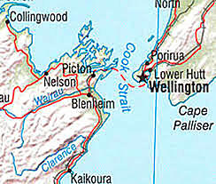 Cook Strait Forms