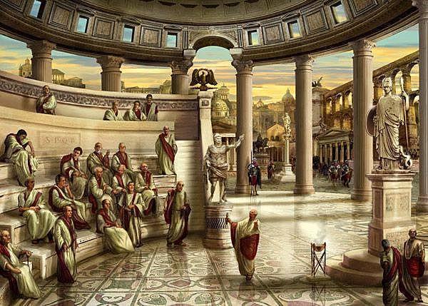 Antigua Roma.