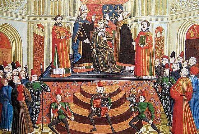 Edad Media - Negociación.