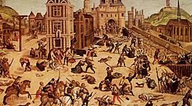 XVI - XVII secolo - Le guerre di religione timeline