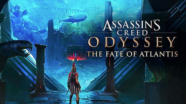 Assassin's Creed Odyusey: El Destino de la Atlandida