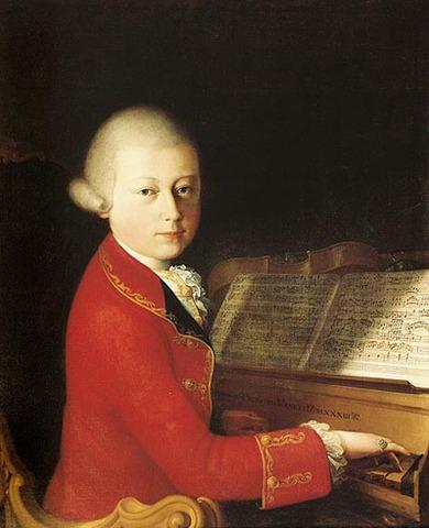 Playing the Keyboard and Violin