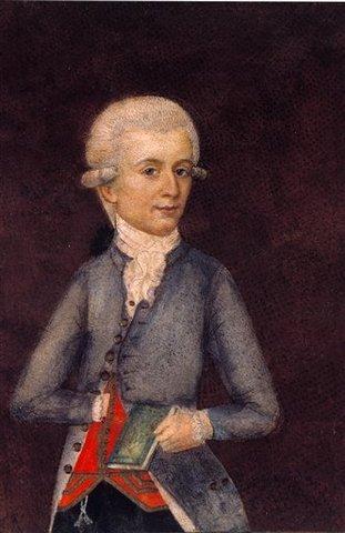 Konzertmeister for Court of the Archbishop of Salzburg