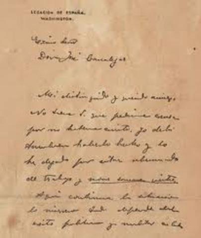 De Lôme Letter