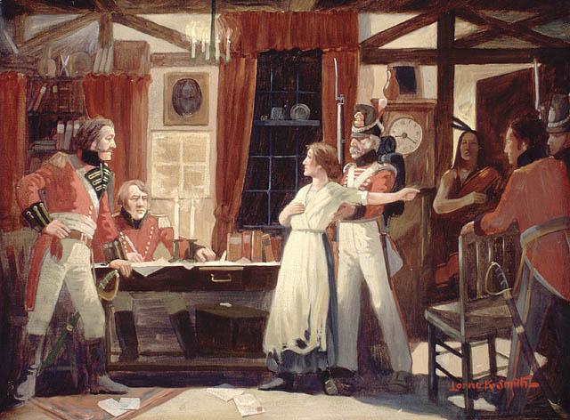 Battle of Beaverdams